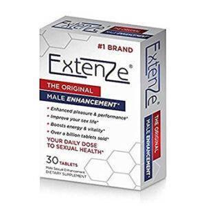 Extenze Tablet In Pakistan