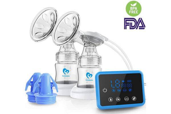 Bellababy-Double-Electric-Breast-Feeding-Pumps