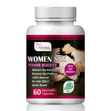 Women Sex Power Booster Capsule