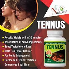 Tennis Sex Power Capsule