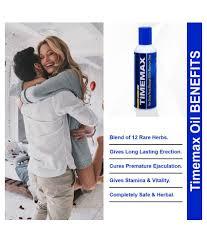 Shivalik Herbals Timemax Oil