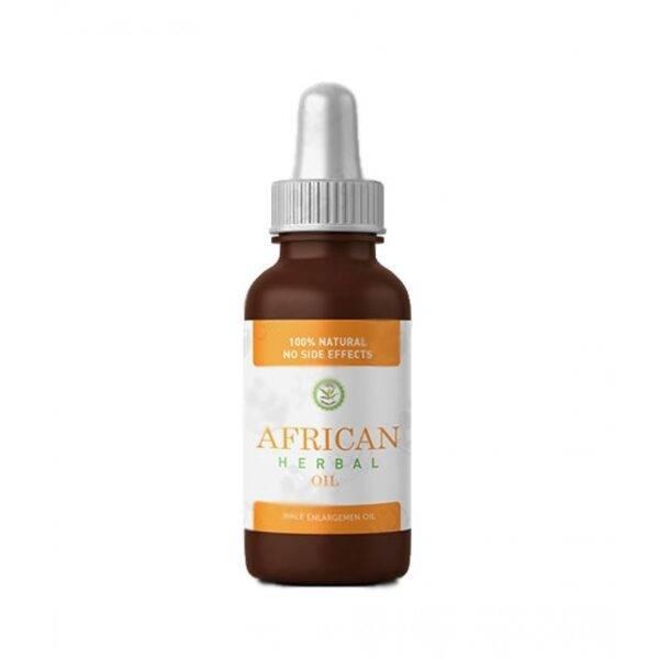 African Herbal Oil