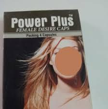 power plus female capsule
