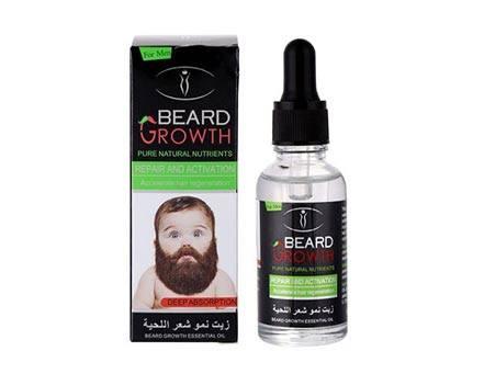 Beard Groth Oil
