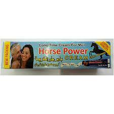 Horse Power Delay Cream