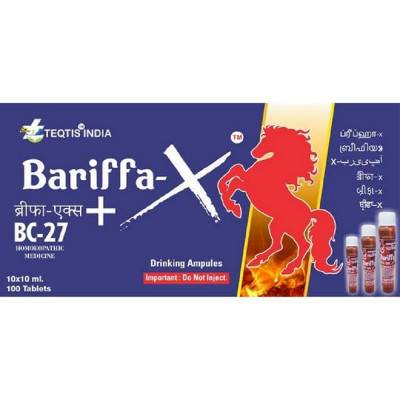 Bariffa-X Tablet